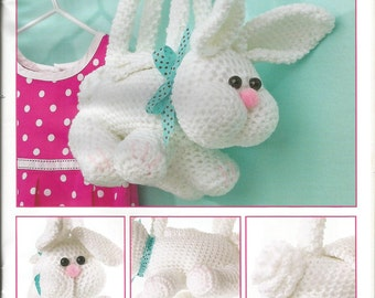 Easter bunny purse, made to order.