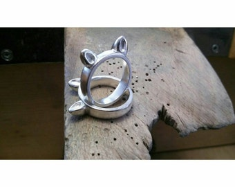 """Little ears"" ring"