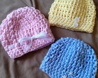 Baby/toddler Handmade Hats-Baby Gift-Crochet Hat-Baby Hat-Warm Hat-Winter Hat-Toddler Hat-Toddler Winter Hat