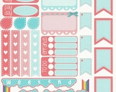 June Monthly Planner Kit