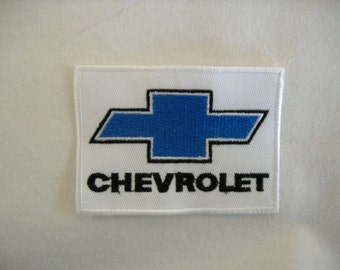 American Cars Chevrolet Jeep Buick Embroidered Patch (Single)