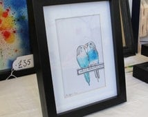 Unique Budgies Related Items Etsy