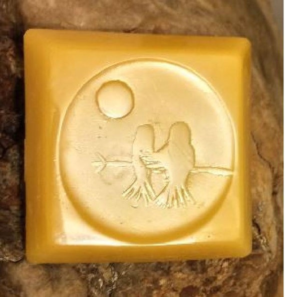 100 Pure Beeswax Block 1 Oz By Stargazercandleco On Etsy