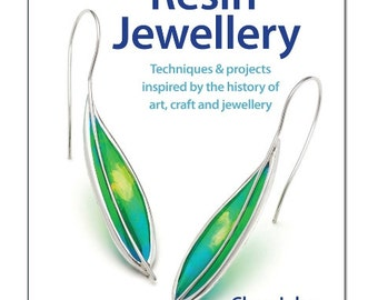 Resin Jewellery Book - Resin8