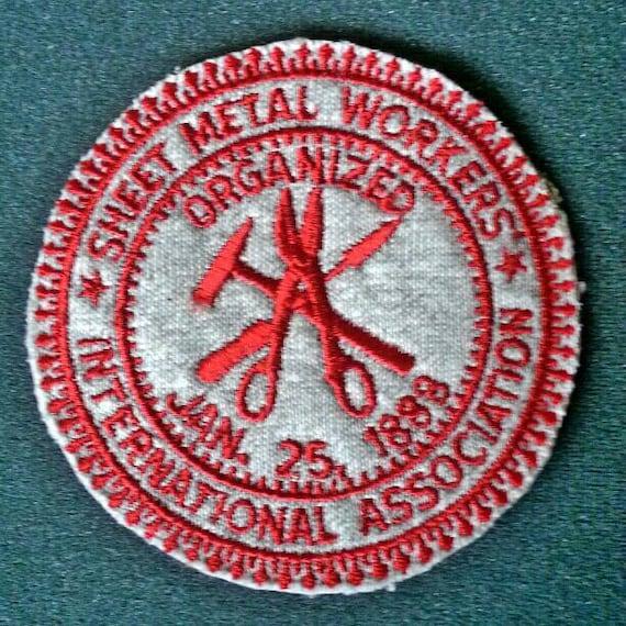 Items Similar To Sheet Metal Workers International