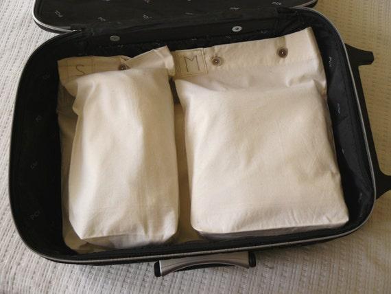 Sacs linge organisateur de voyage sacs lingerie - Sac a linge sale de voyage ...