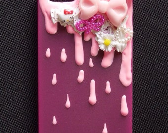 Pink iphone 5 case