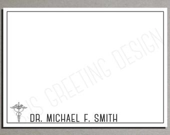 Digital File: Doctor Note Cards