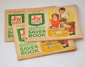 Sperry and Hutchinson Company Quick Saver Book Green Stamps