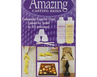Alumilite Amazing Casting Resin, 16-Ounce, New