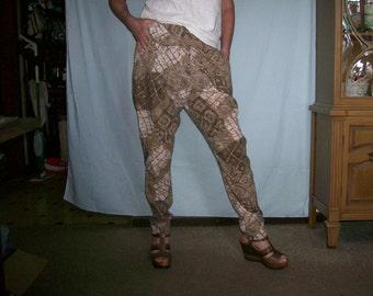 Pants, bottoms, sleepwear, ethnic