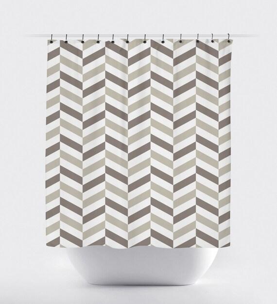 ... shower curtain, chevron shower curtain, girl shower curtain, boy