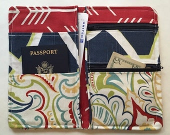 Passport Case and Wallet