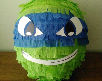 teenage mutant ninja turtle piñata