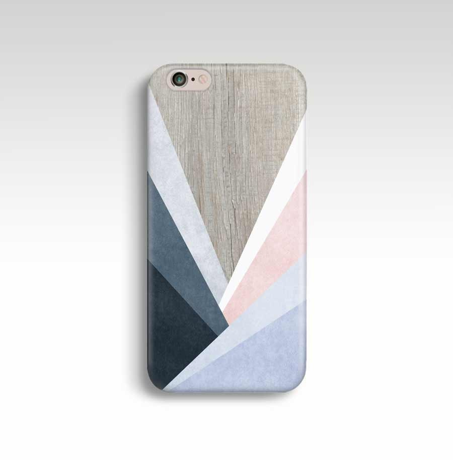 Samsung Galaxy S6 Case, Geometric Galaxy S6 Case, Wood Samsung ...