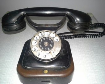 Automatic Central Telephone, Model 27- Siemens 1927s