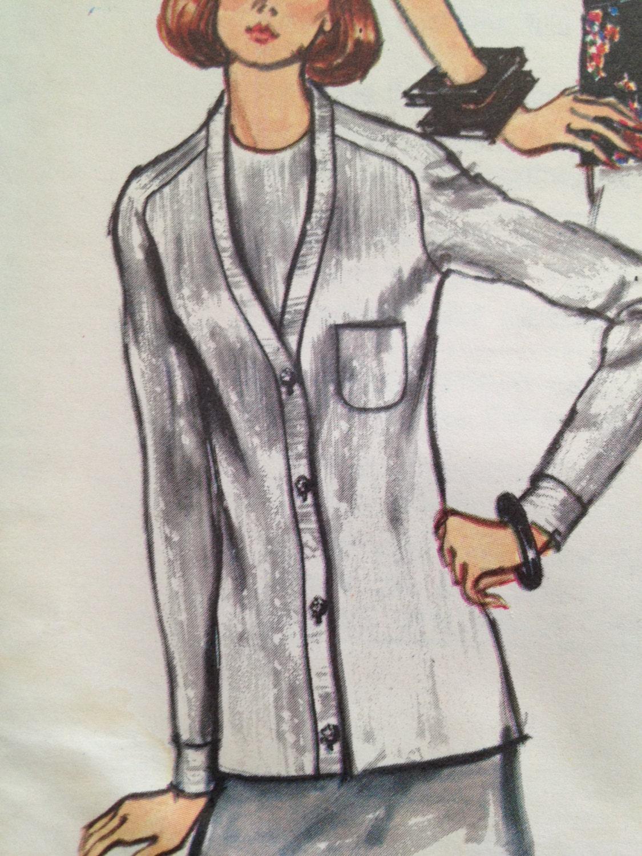 Vintage Vogue Sewing 34