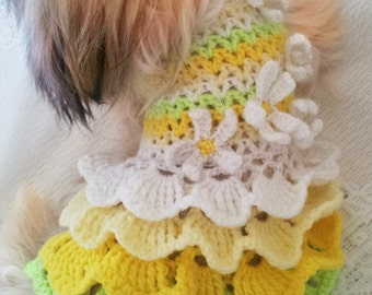 Lemonade Dog Dress