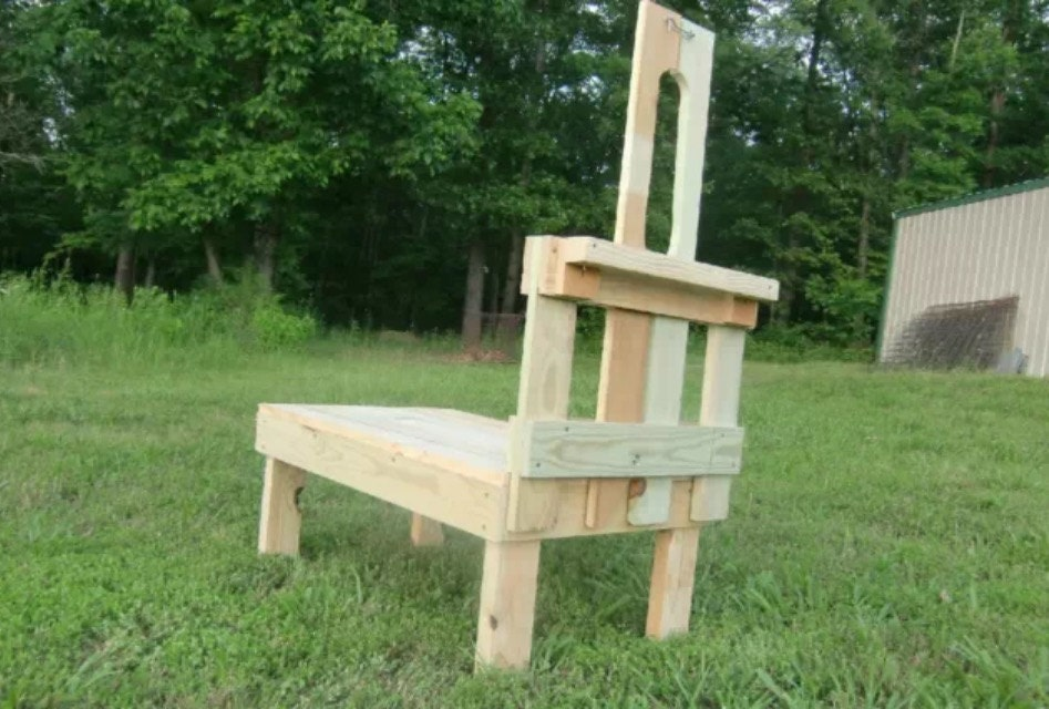 Goatstand Com Small Pygmy Goat Stand 23 X 36