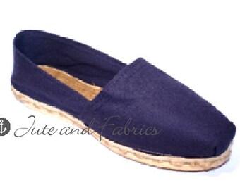 Espadrilles - Jute shoes - Shoes - Mens espadrilles - Men shoes - espadrilles men - men loafers - jute sole - espadrilla