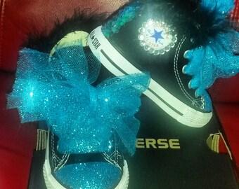 "The ""Sparkle & Shine"" Swarovski Converse"
