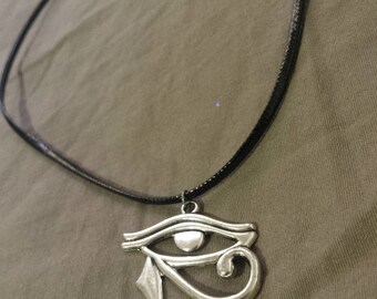 Eye of Horus Choker Necklace