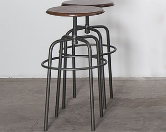 Industrial Stool -30% OFF