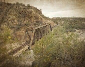 Wickenburg Bound, old west, old west photography, ghost town, ghost town photography, train photography, landscape photography, photography