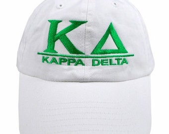 Kappa Delta Line Hat