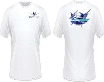 Bertram Yachts Marlin T-Shirt