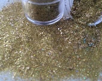 Gold Sand Blended Glitter Nail High Quality Glitter Shining Nail Glitter Nail Art Glitter Craft Glitter Mix Nail Glitter Mix Chunky Glitter