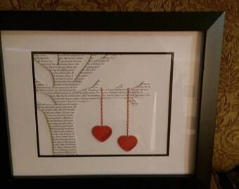Tree of Love  11 x 14
