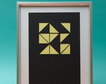 MINER∆L CØLL∆GE - Geometric Artwork