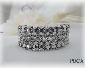 Schema bracelet Justine