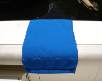 Sunbrella Boat Mat/Boarding Mat/Step Pad/Gunnel Mat/Non Slip outdoor mat - Protect your boat!