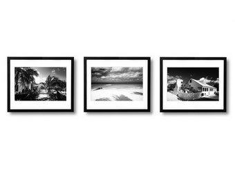 Caribbean Black and White Photographs