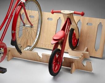 Copenhagen Wall Mount Bike Rack For Bike Storage Bike