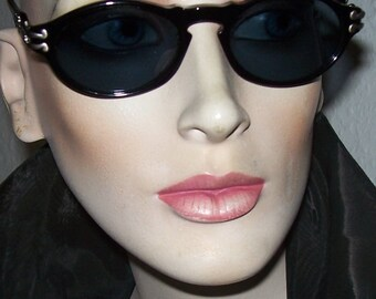 End 1980s to early 1990s Christian Lacroix Baroque Unused Sunglasses