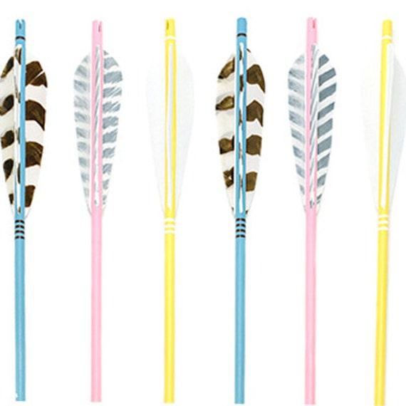 Pastel Wild Arrows