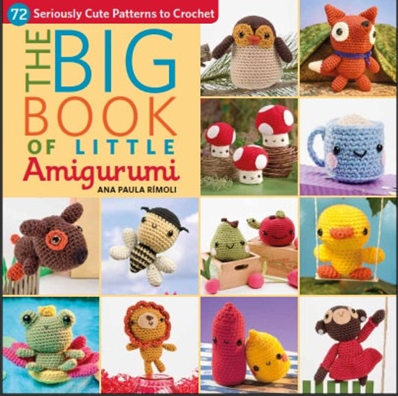 the big book of little amigurumi pdf