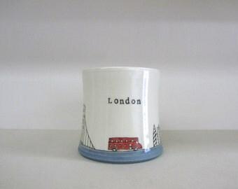 London, UK Mug