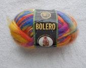 1 skein Lion Brand Bolero bulky wool yarn