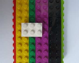 Lego Business Card Case (Multicolors)