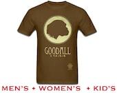 Jane Goodall Tshirt - Rock Star Scientist Shirt, Anthropology Illustration, Monkey Artwork, Anthropologist Primatologist, Women in Science