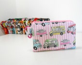 Wholesale Lot of Ten (10) Small Carabiner Coin Purses
