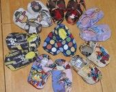 SALE! Fun Toddler Shoes, 12-30 months. Including Princesses, Wonder Woman