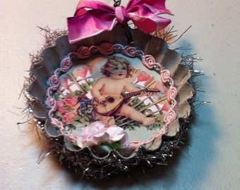 Valentines Day Ornament gift