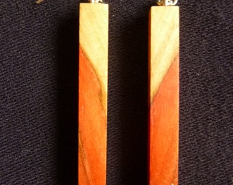 Box Elder Stick earrings