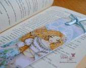 Fairy BOOKMARK by villemoart - Daisies