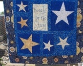 Patchwork Quilt, Reach for the Stars